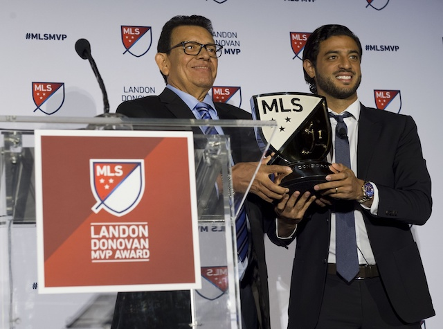 Dodgers Video: Fernando Valenzuela Presents MLS Landon