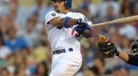 Former Los Angeles Dodgers shortstop Rafael Furcal