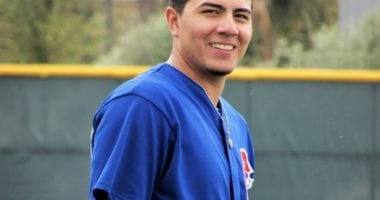 Chicago Cubs Minor League infielder Carlos Sepulveda was selected by the Los Angeles Dodgers in the Minor League portion of the 2019 MLB Rule 5 Draft