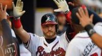 Atlanta Braves third baseman Josh Donaldson
