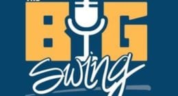 Big Swing Podcast logo