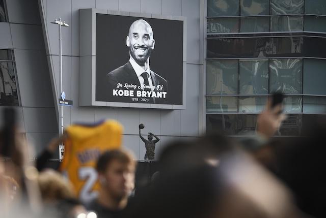 Kobe Bryant, Staples Center