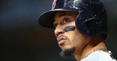 Boston Red Sox All-Star Mookie Betts