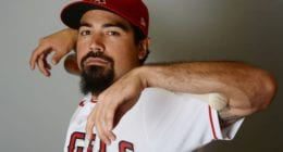 Los Angeles Angels third baseman Anthony Rendon
