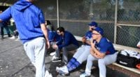 Cody Bellinger, Kiké Hernandez, Julio Urias, 2020 Spring Training