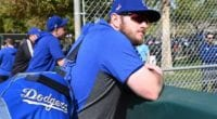 Cody Bellinger, Max Muncy, 2020 Spring Training