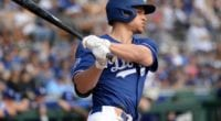 Corey Seager, 2020 Spring Training