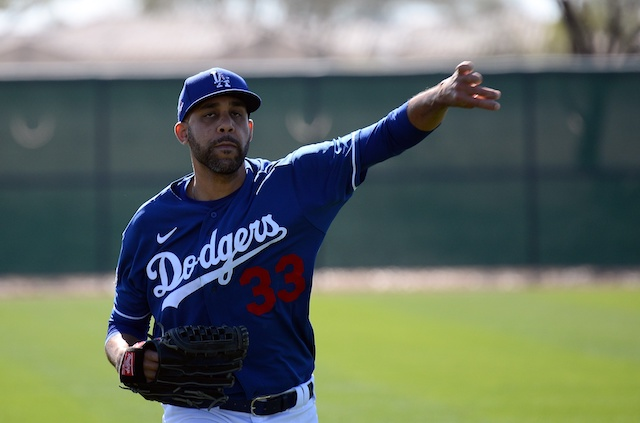 Dodgers' David Price opts not to play in 2020