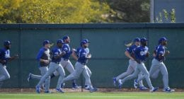 Dodgers workout, 2020 Spring Training
