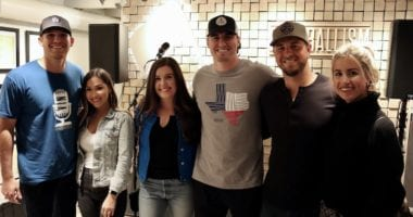 Kyle Farmer, Ross Stripling, Cooper Surles, The Big Swing Podcast