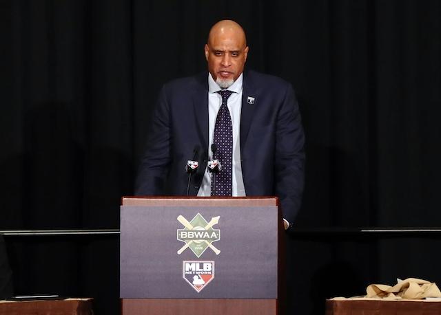 Executive director of MLBPA Tony Clark