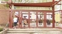 Camelback Ranch stadium gate