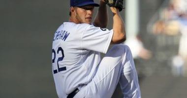 Clayton Kershaw, 2011 Opening Day