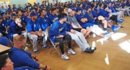 Dodgers Minor League players, 2020 Spring Training