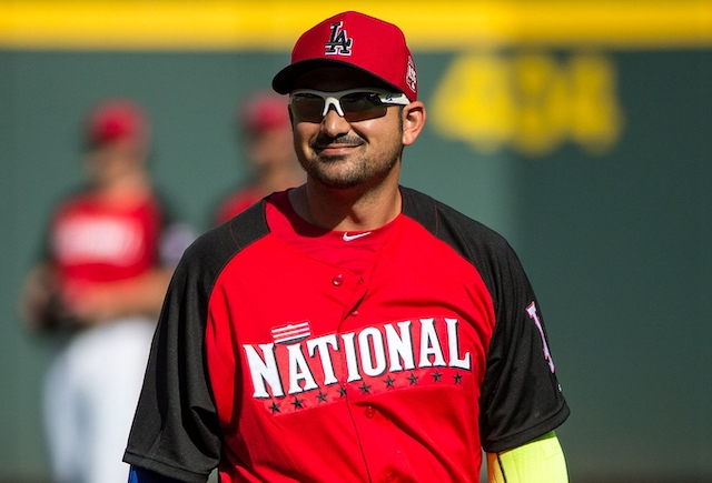 Adrian Gonzalez, 2015 MLB All-Star Game