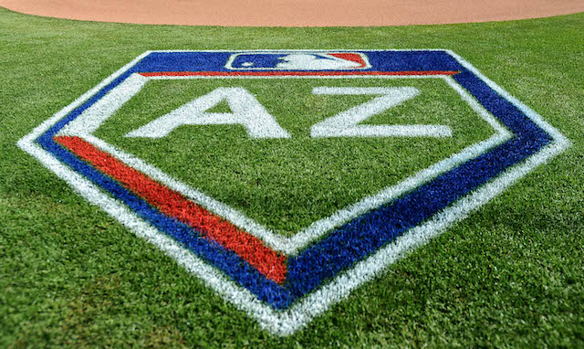 Arizona logo, 2018 Spring Training