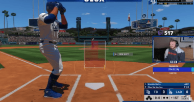 Gavin Lux, MLB The Show 20, Players League