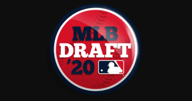 2020 MLB Draft logo
