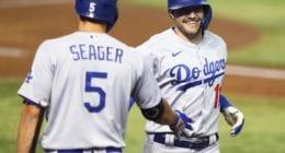 AJ Pollock, Corey Seager
