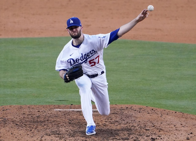 Alex Wood, 2020 Spring Training