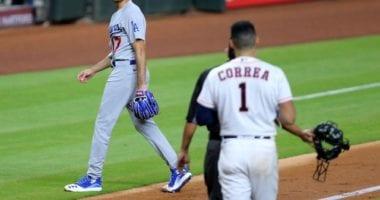 Carlos Correa, Joe Kelly