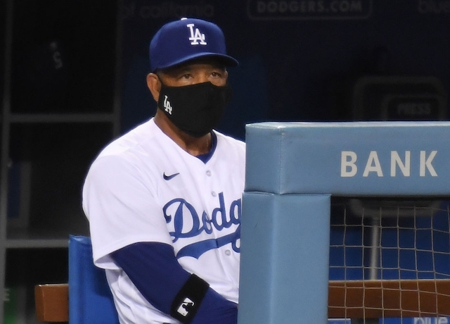 Dave Roberts, 2020 Opening Day
