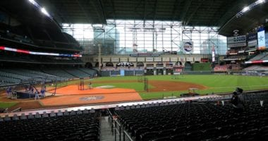 Minute Maid Park view