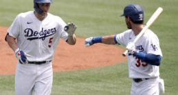 Cody Bellinger, Corey Seager