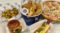 Dodger Stadium food, Postmates, Home Plates