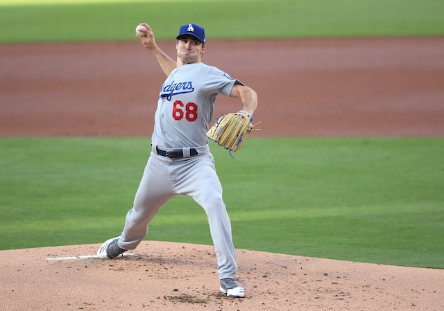 Dodgers News: Ross Stripling 'Really Happy' With Command In Win ...