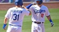 Joc Pederson, AJ Pollock