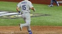 Austin Barnes, 2020 World Series