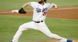 Clayton Kershaw, 2020 World Series