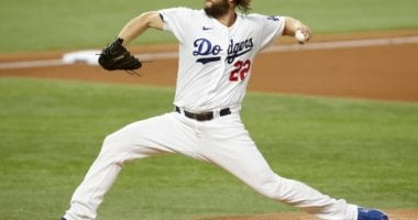 Clayton Kershaw, 2020 World Series