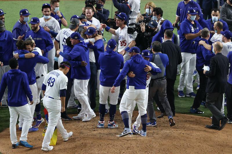 Repeat World Series Champions