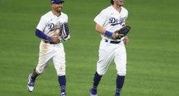 Cody Bellinger, Mookie Betts, Dodgers win, 2020 NLDS