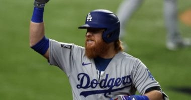 Justin Turner, 2020 World Series