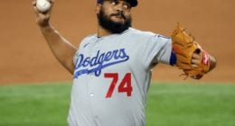 Kenley Jansen, 2020 World Series