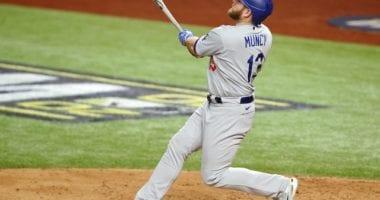 Max Muncy, 2020 World Series