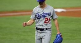Walker Buehler, 2020 World Series