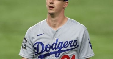Walker Buehler, 2020 World Series