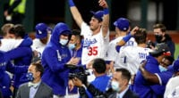 Cody Bellinger, Ken Rosenthal, Dodgers win, 2020 World Series