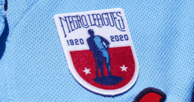 Negro Leagues patch