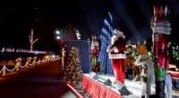 Santa Claus, 2020 Dodgers Holiday Festival