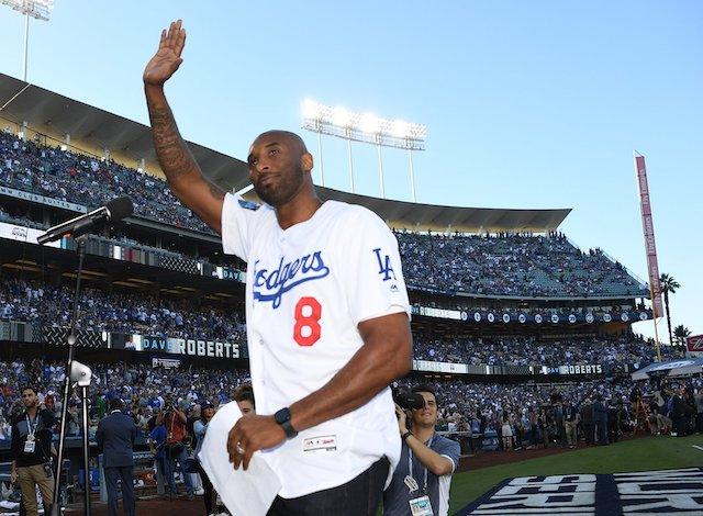 Kobe Bryant Made Lasting Impact On Dodgers
