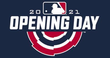 2021 Opening Day logo