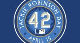 Jackie Robinson Day logo