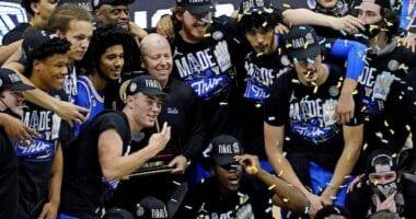 Mick Cronin, UCLA men's basketball team, 2021 NCAA tournament