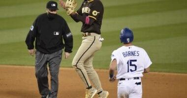 Austin Barnes, Fernando Tatis Jr.