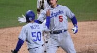 Mookie Betts, Corey Seager
